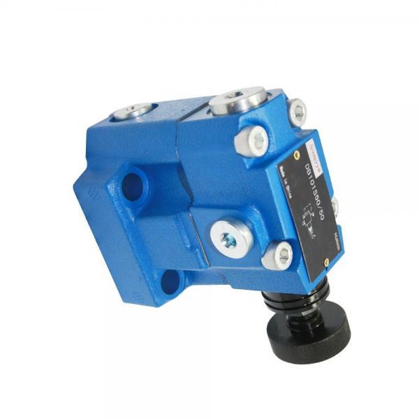 REXROTH DBW10B1-5X/200-6EG24N9K4 Soupape de limitation de pression #1 image