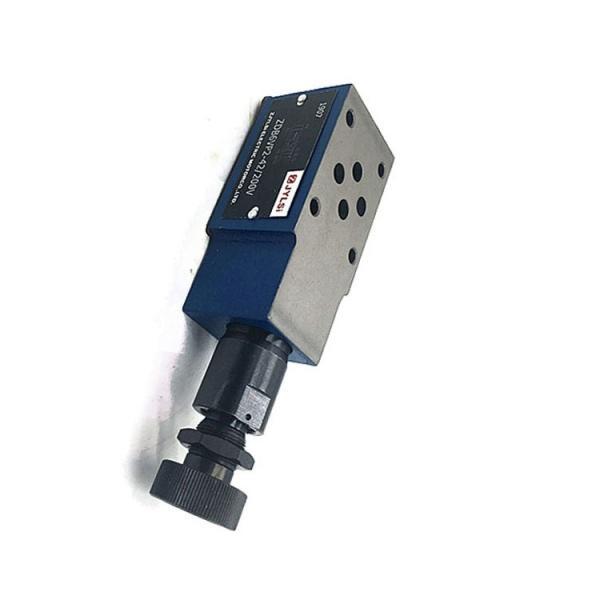 REXROTH DBW10B1-5X/50-6EG24N9K4 Soupape de limitation de pression #3 image