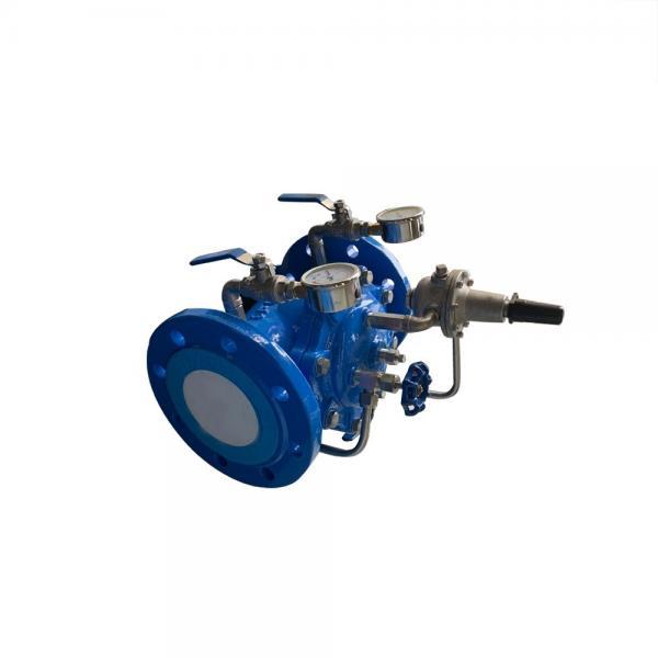 REXROTH DBW10B1-5X/200-6EG24N9K4 Soupape de limitation de pression #3 image