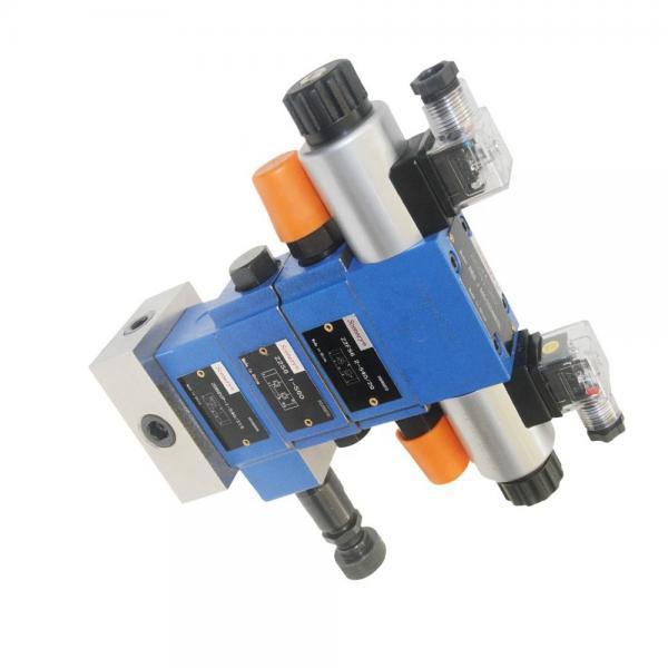 REXROTH DBW10B1-5X/315-6EG24N9K4 Soupape de limitation de pression #1 image