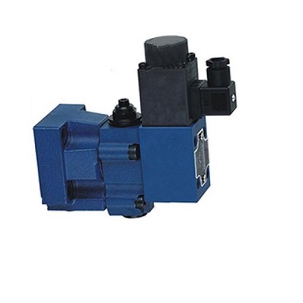 REXROTH DBW10B1-5X/315-6EG24N9K4 Soupape de limitation de pression #3 image