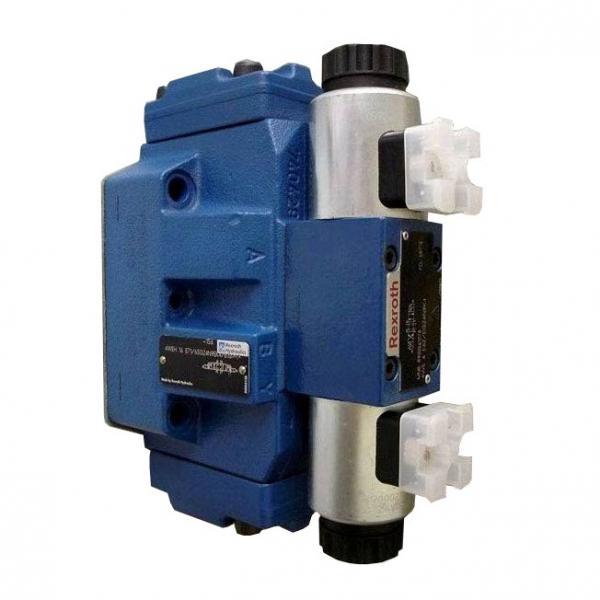 REXROTH DBW30B1-5X/350-6EG24N9K4 Soupape de limitation de pression #3 image