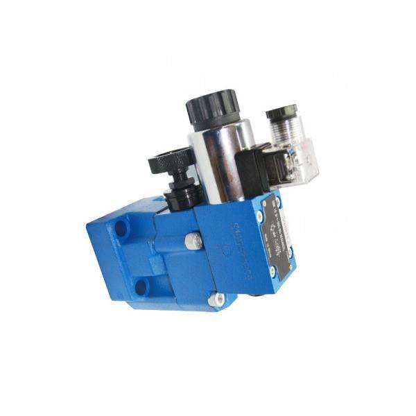 REXROTH DBW10B1-5X/315-6EG24N9K4 Soupape de limitation de pression #2 image
