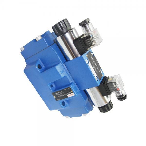 REXROTH DBW10B1-5X/50-6EG24N9K4 Soupape de limitation de pression #1 image