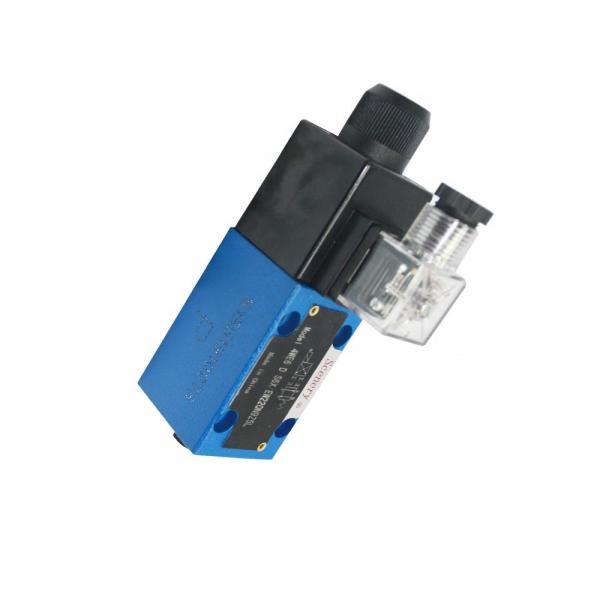 REXROTH DBW10B1-5X/50-6EG24N9K4 Soupape de limitation de pression #2 image